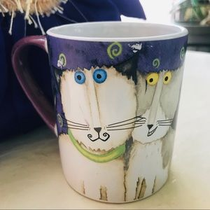 Gibson Cat Mug